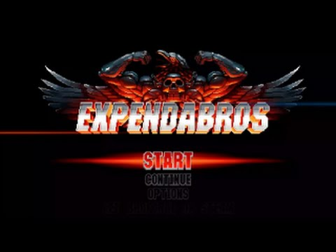 The Expendables(浴血任務)-2d爽game video