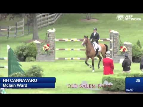 McLain Ward & HH Canavarro Win Empire State Grand Prix