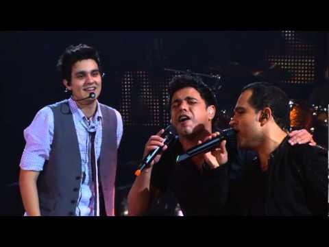 Luan Santana - Inquilina de violeiro Part. Zezé Di Camargo e Luciano - DVD ao vivo