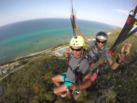 Paragliding Cuba from Varadero and Havana. varadiving.club