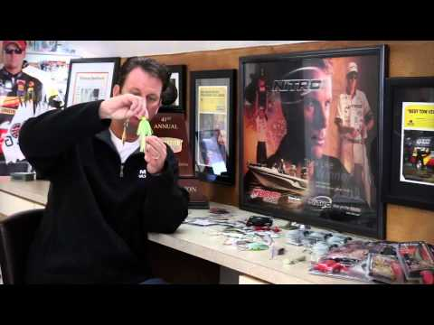 KVD: Why Put a Trailer Hook on a Spinnerbait