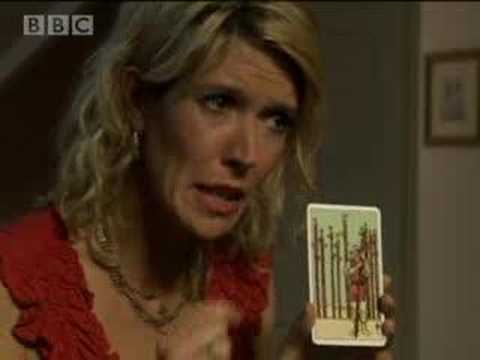 Tarot reading - Nighty Night - BBC comedy