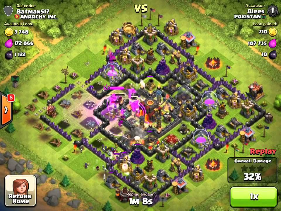 wizard strategy clash