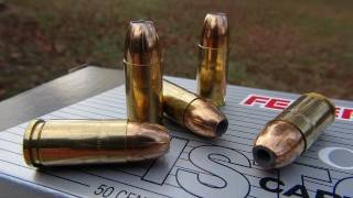 9mm Federal HI-SHOK 115 gr JHP AMMO TEST