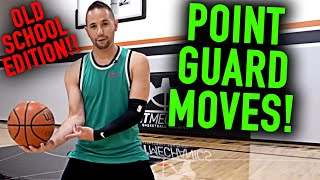 Forgotten Unstoppable NBA Signature Moves Point Guard Edition | Basketball Scoring Tips