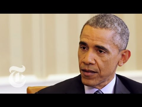 Iran Nuclear Deal: What Obama Would Say to Israelis | EXCLUSIVE INTERVIEW | The New York Times