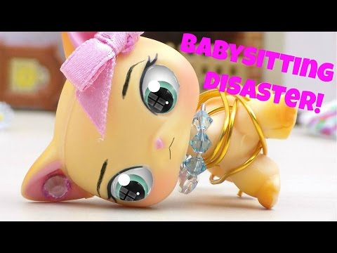 LPS- Babysitting Disaster [Skit]