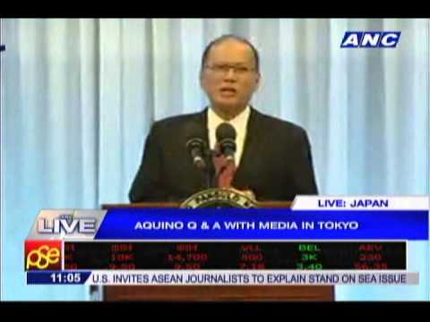Aquino: Rule of law must prevail in South China Sea