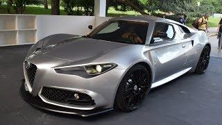 --Exclusive!!-- New One-Off Alfa Romeo Mole Costruzione Artigianale 001!!
