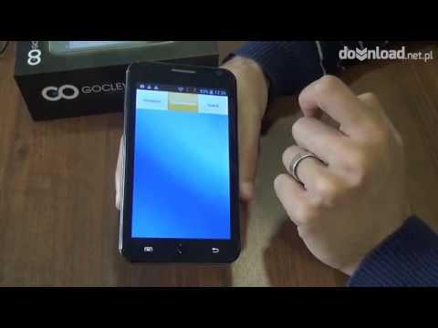 Test Smartfona GOCLEVER Fone 500