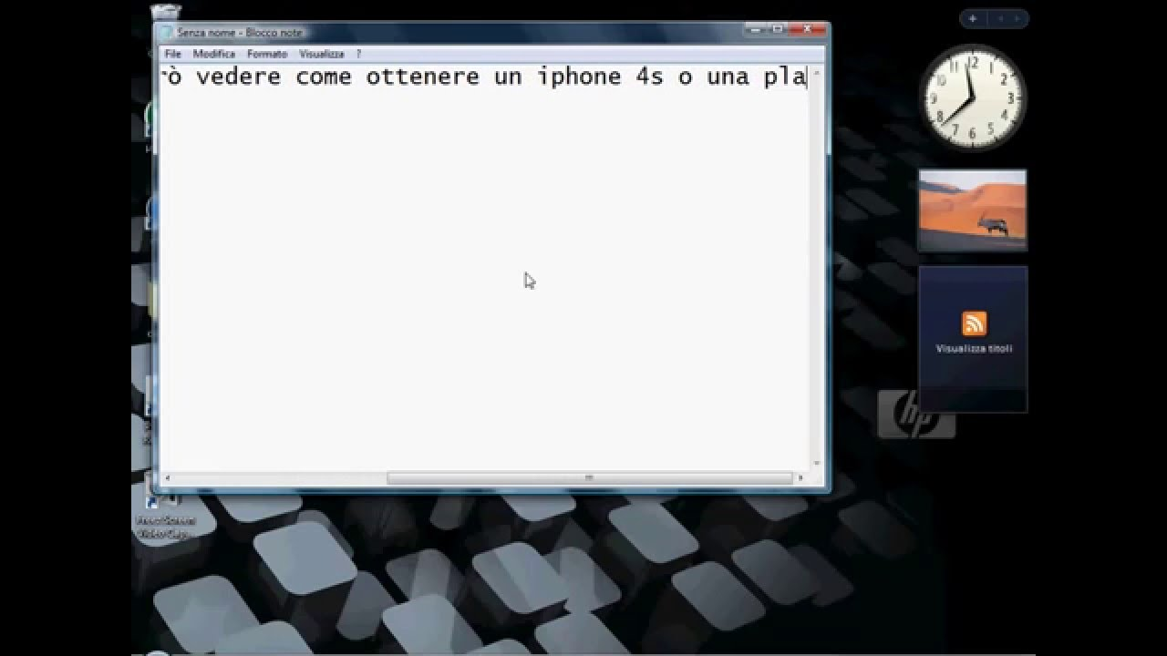 avere iphone 4 gratis