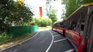 Disneyland Paris - Studio Tram Tour (full ride) HD