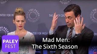 Mad Men - Jon Hamm, Matthew Weiner, January Jones, Vincent Kartheiser on the Sixth Season