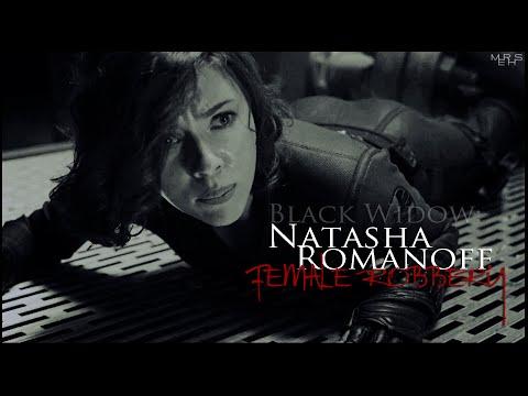 natasha romanoff | female robbery