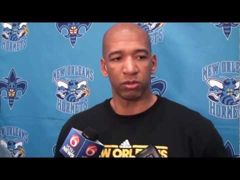 3/21/2013 Monty Williams Preview
