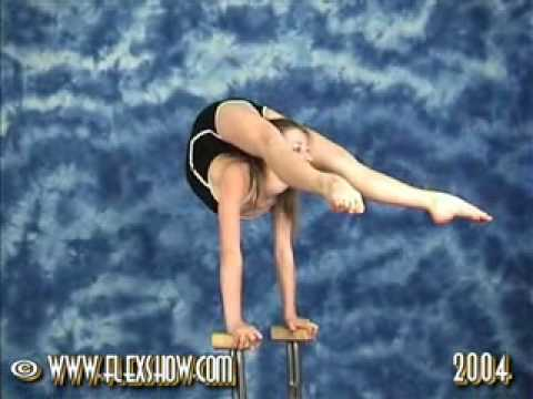 Olesya contortionist part8