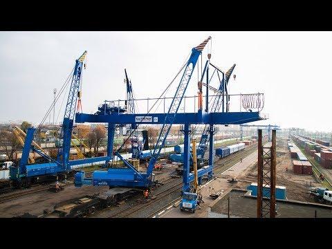 Новости Белорусской железной дороги, ноябрь 2018 (Выпуск 94)