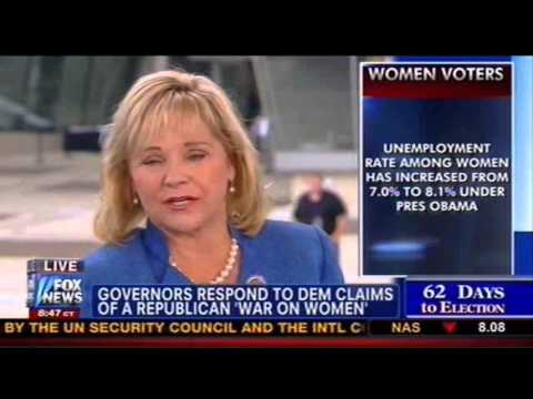 SC Gov. Nikki Haley & OK Gov. Mary Fallin on FOX News' Americas Newsroom