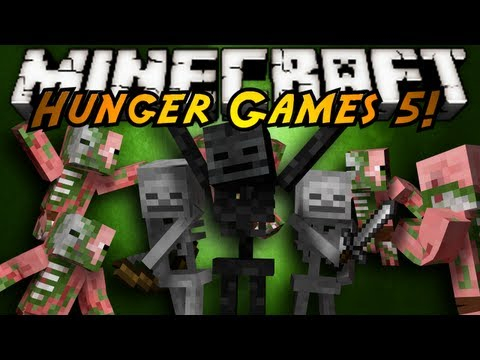 Minecraft Hunger Games : OPERATION PROTECT WARDEN FREEMAN!