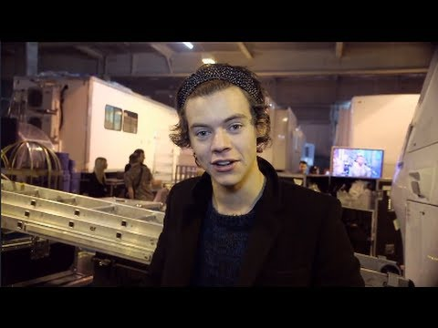 One Direction 'Where We Are' Tour Update! (BEHIND THE SCENES)