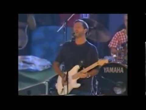 Eric Clapton 'Live'- Born Under A Bad Sign