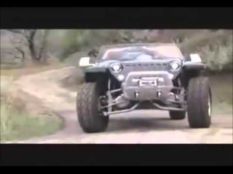 Jeep Hurricane Commercial