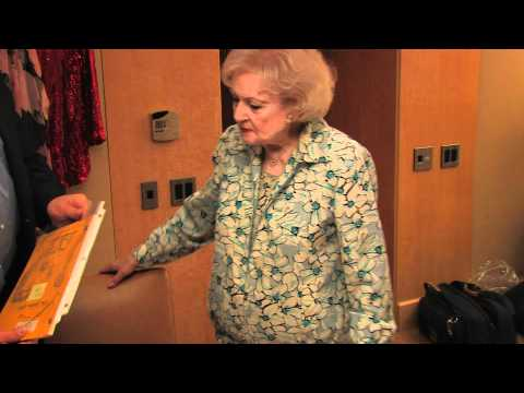 Betty White Talks About
