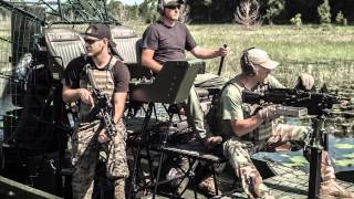 CORE Rifles Airboat Shoot