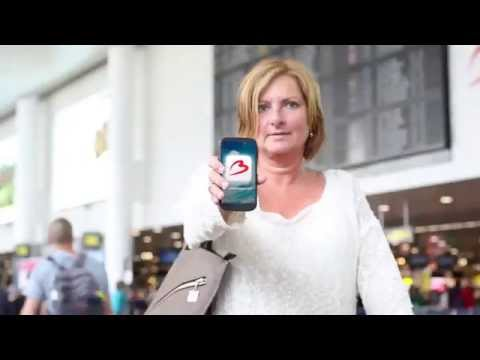Brussels Airport App - your personal travel guide
