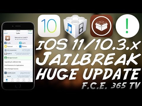 iOS 11.1.2/10.3.x JAILBREAK UPDATE: Downgrades to iOS 9, iOS 10, G0blin and iOS 6.1.3 Signed (4S)