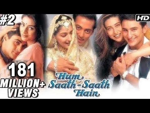 Hum Saath Saath Hain Full Movie | (Part 2/16) | Salman Khan, Sonali | New Released Full Hindi Movies