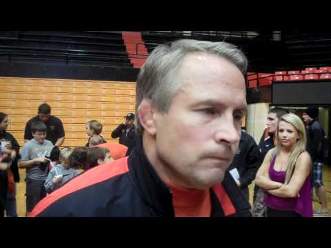 2011 Oregon State Wrestling Review: vs. Missouri