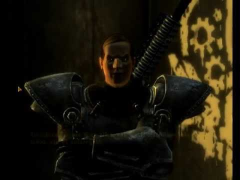 Fallout New Vegas Quest 'Alle Menschen werden Brder' Part 1/2 german (Uncut)