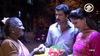 SathyaPrakash cute romantic scene Best of Deivamagal