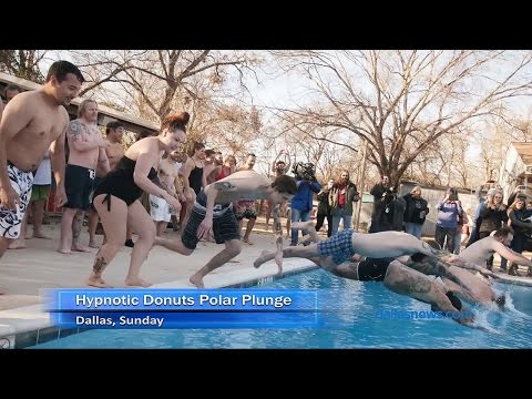 Festival of the Week: Hypnotic Donuts Polar Plunge