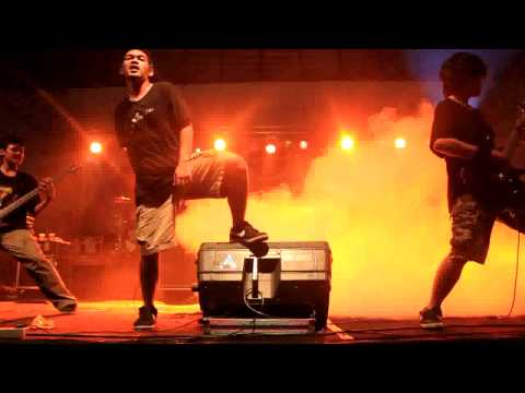 DARKSIDE - AKAR RUMPUT (LIVE IC FEST 2012)