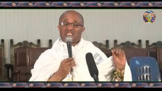 Ethiopian Orthodox Tewahdo Sermons - Mahebere Kidusan