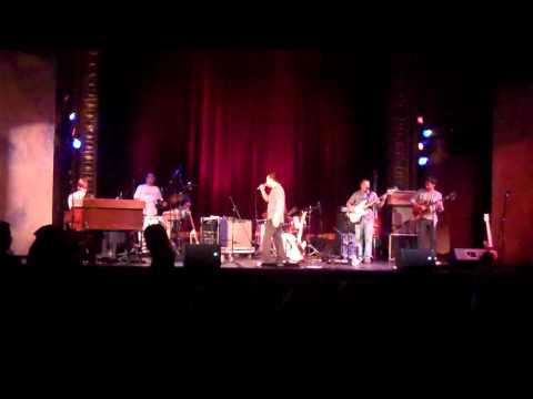 Ryan Montbleau Band, Live, Mauch Chunk Opera House,