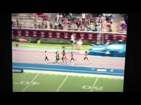 Dominic Roberts 800 Meters - 2012 USATF Junior Olympics
