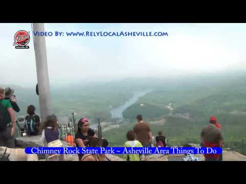 Chimney Rock State Park ~ Asheville Area Things To Do