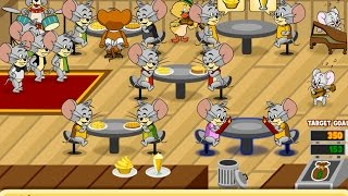 Tom and Jerry games - Jerry's dinner part 2