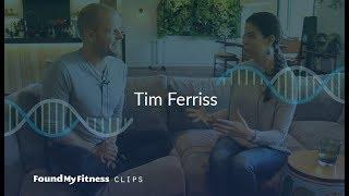 Tim Ferriss' personal ketosis biomarkers