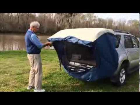 Sportz Tent Minivan Minivan Tent Suv Tent