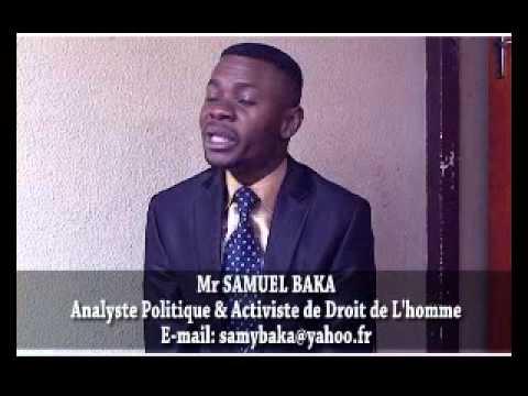 Reveil Patriotique avec Activiste SAM BAKA