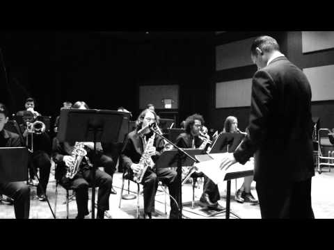 Los Medanos College Jazz Studio Band  'A Night in Tunisia' May 14, 2014