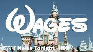 Disneyland Employees Are Facing Homelessness Working At 'The Happiest Place On Earth' (HBO)