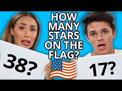 High School Trivia Challenge!!  | ft. MyLifeasEva and Brent Rivera | Brent vs Eva