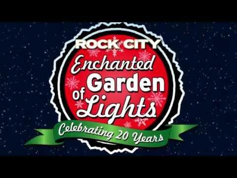 Rock city 39 s enchanted garden of lights celebrating 20 - Rock city enchanted garden of lights ...