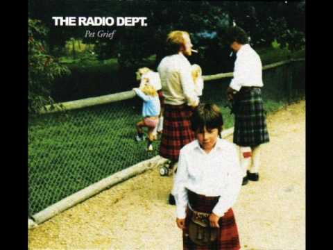 The Radio Dept - Always A Relief