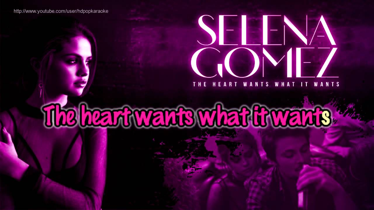 Selena Gomez The Heart Wants What it Wants Cover Selena Gomez The Heart Wants